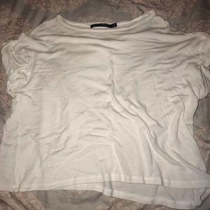 white brandy t-shirt ☁️
